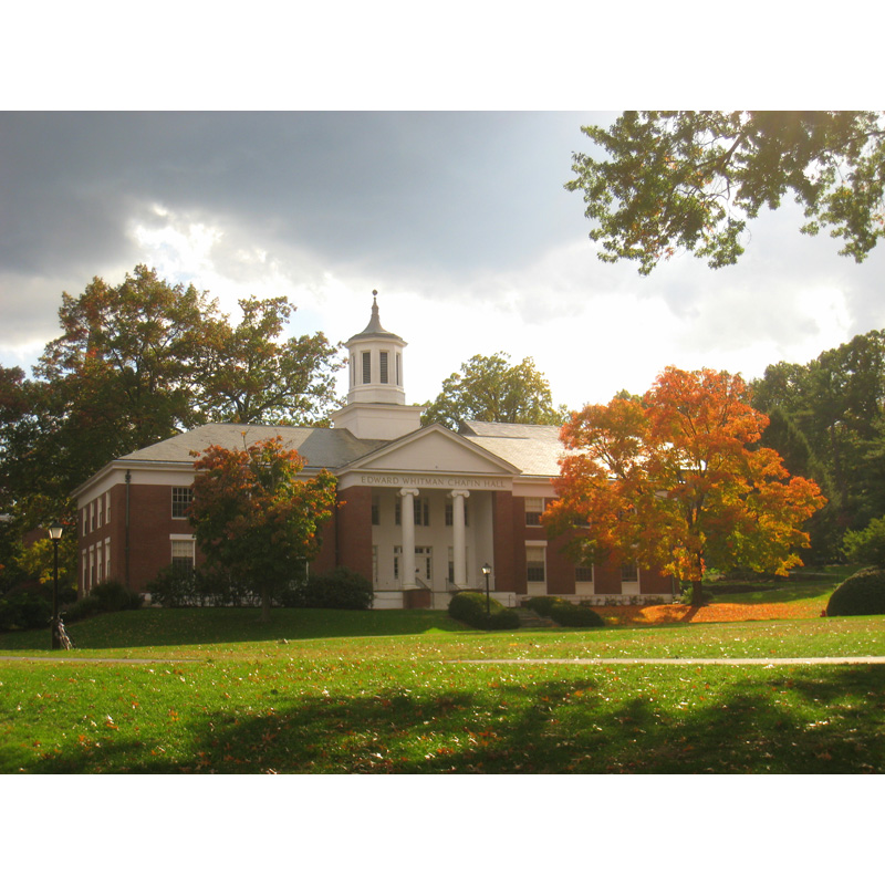 Amherst College picture.