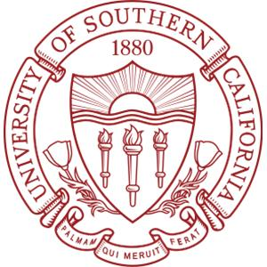 University of Southern California logo.