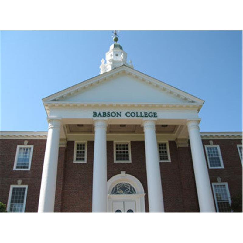 Babson College picture.