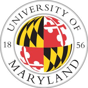 University of Maryland, College Park logo.