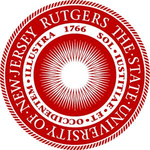 Rutgers University, New Brunswick logo.
