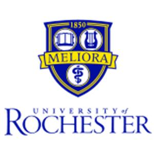 University of Rochester logo.