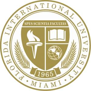 Florida International University logo.