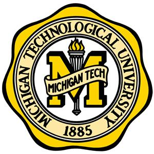 Michigan Technological University logo.