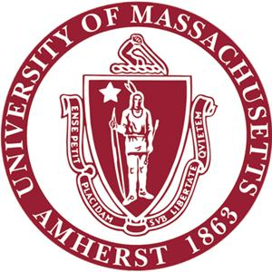 University of Massachusetts, Amherst logo.