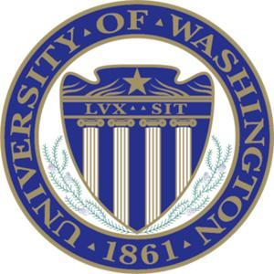 University of Washington logo.
