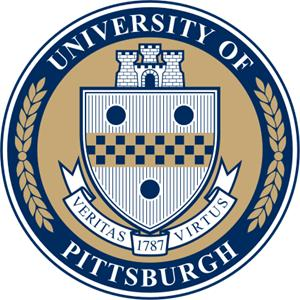 University of Pittsburgh logo.