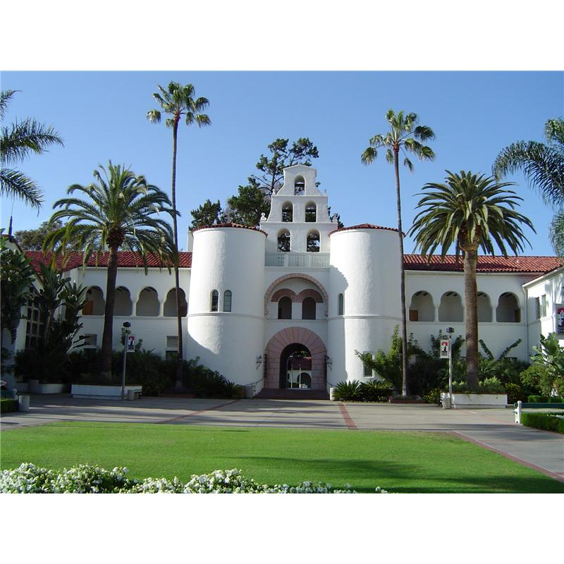 San Diego State University picture.