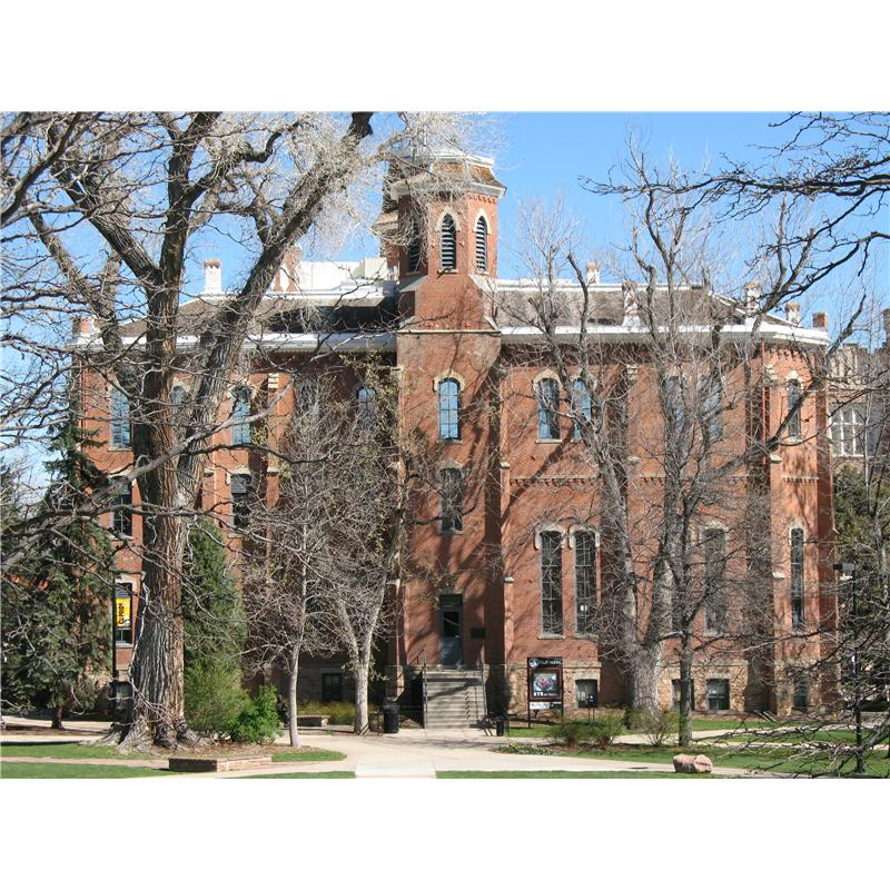 University of Colorado at Boulder picture.