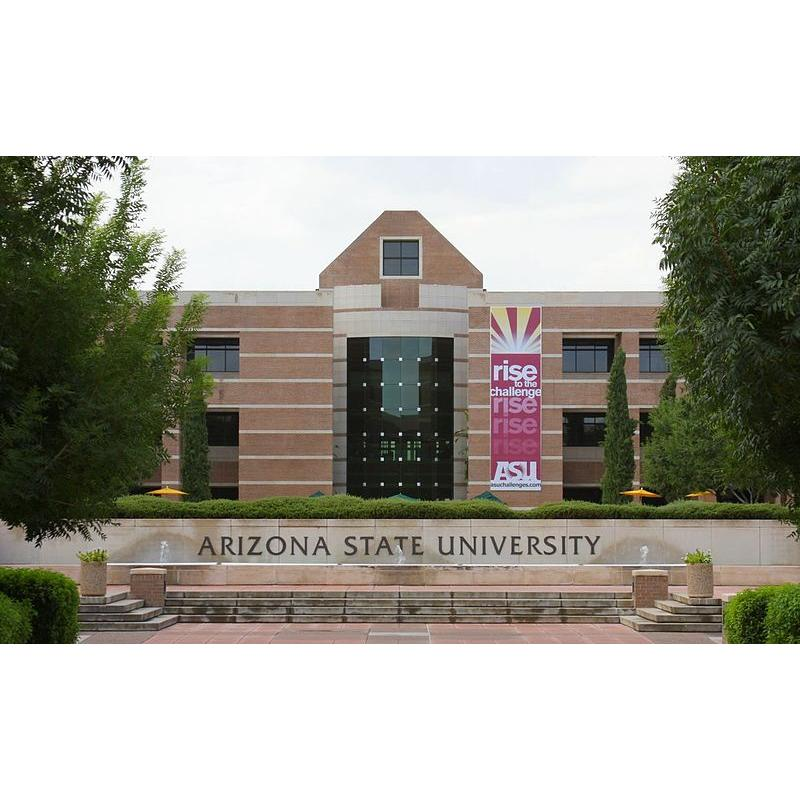 Arizona State University picture.