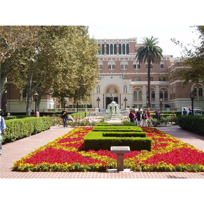 University of Southern California picture.