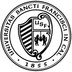 University of San Francisco logo.