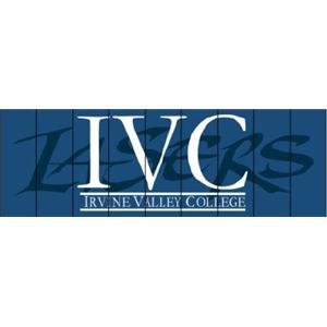 Irvine Valley College logo.