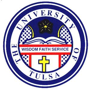 University of Tulsa logo.