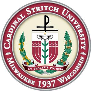 Cardinal Stritch University logo.