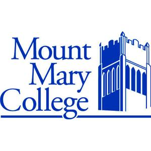 Mount Mary College logo.
