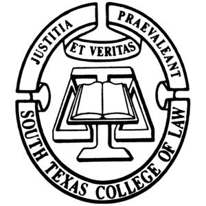 South Texas College of Law logo.
