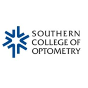 Southern College of Optometry logo.