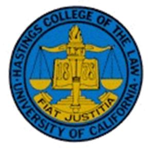 UC Hastings College of Law logo.