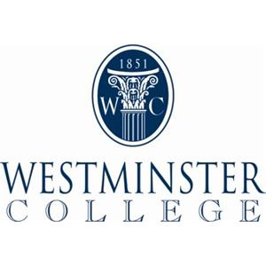 Westminster College logo.