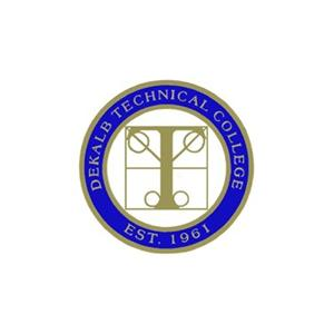 Dekalb Technical College logo.
