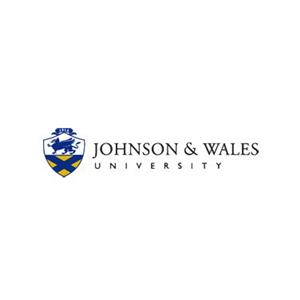Johnson & Wales College of Culinary Arts logo.