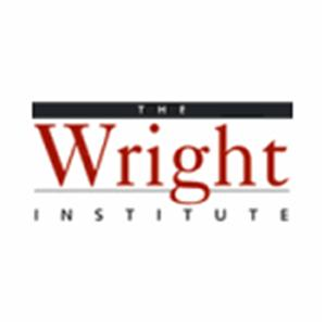 Wright Institute logo.