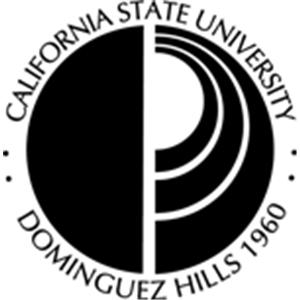 California State University, Dominguez Hills logo.