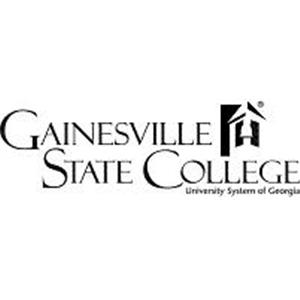 Gainesville College logo.