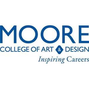 Moore College of Art and Design logo.