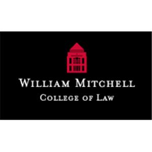 William Mitchell College of Law logo.