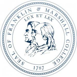 Franklin & Marshall College logo.