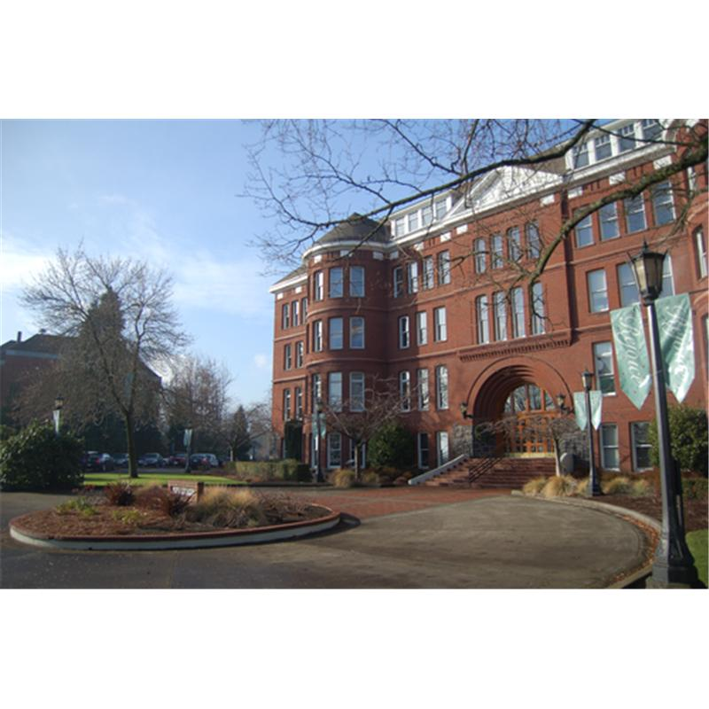 University of Portland picture.