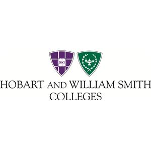 Hobart and William Smith Colleges logo.