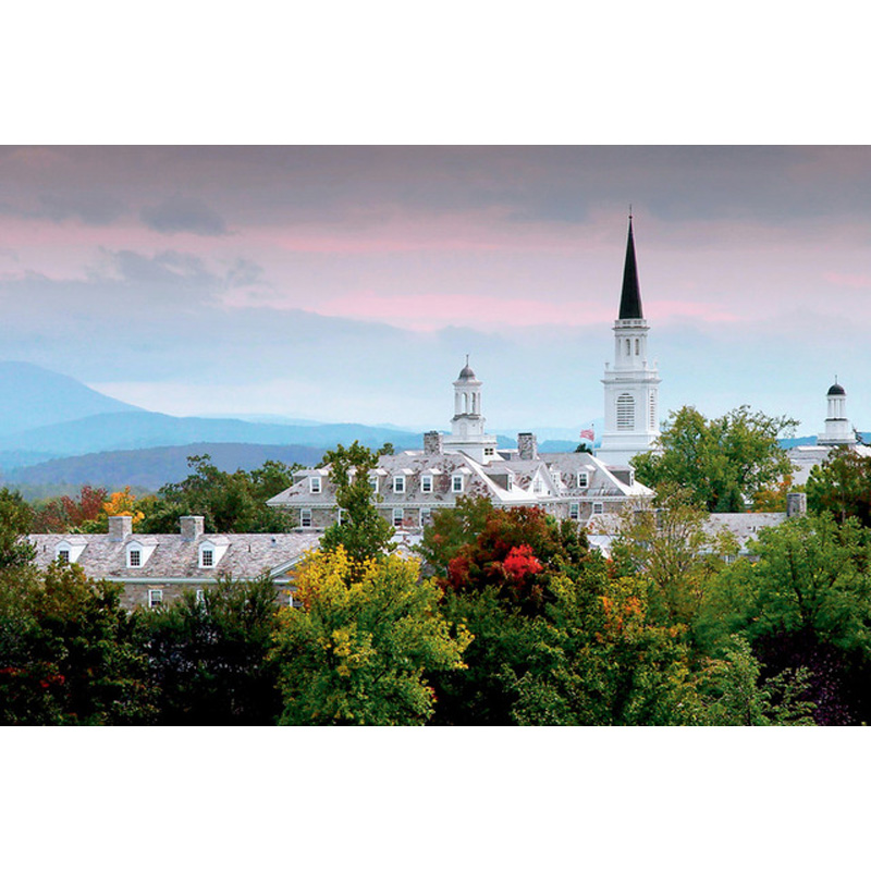 Middlebury College picture.