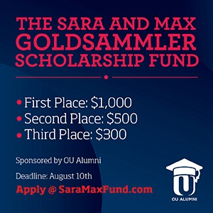 Sara and Max Goldsammler Scholarship Fund.
