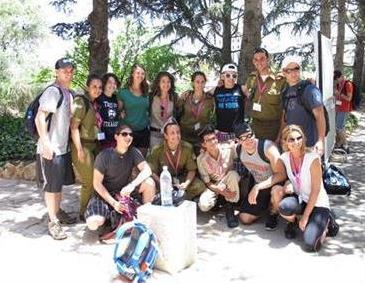 Taglit-Birthright Israel Hillel Group.